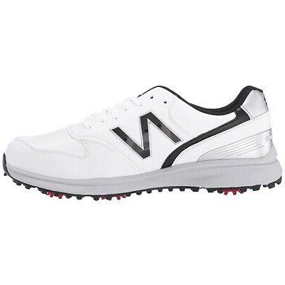 sweeper golf shoes white black