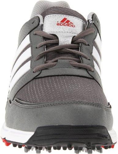 adidas Tech 4.0 Golf Iron/White/Black, 8