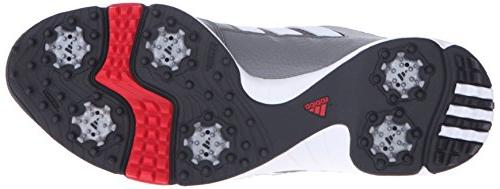 adidas Tech Metallic/White/Black, 8 W