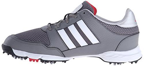adidas 4.0 Iron Metallic/White/Black,