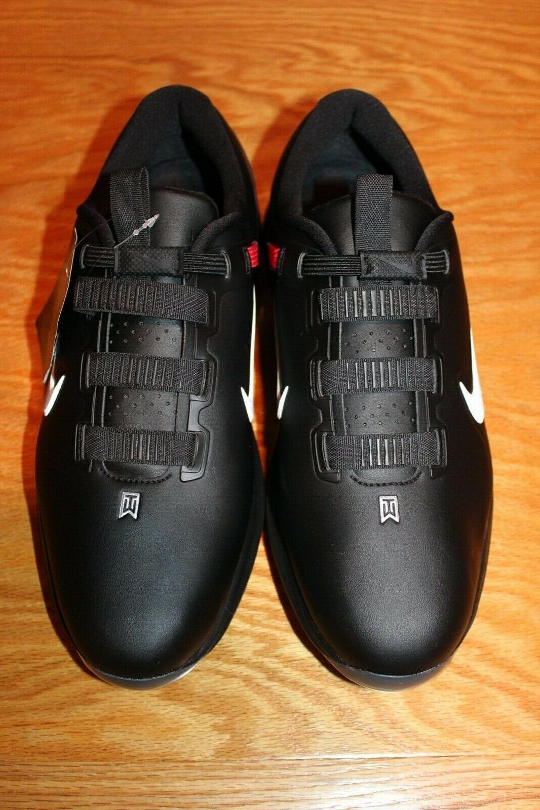 Nike Woods Fast Black Shoes Size Mens