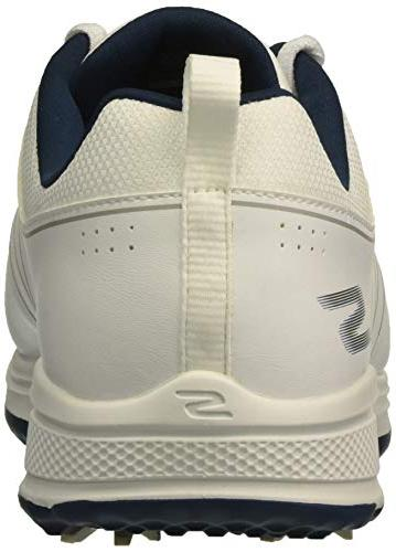 Skechers Golf Shoe, White/Navy, W