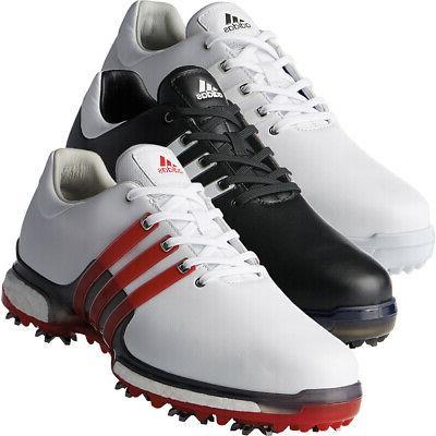 tour 360 2 0 leather golf shoe