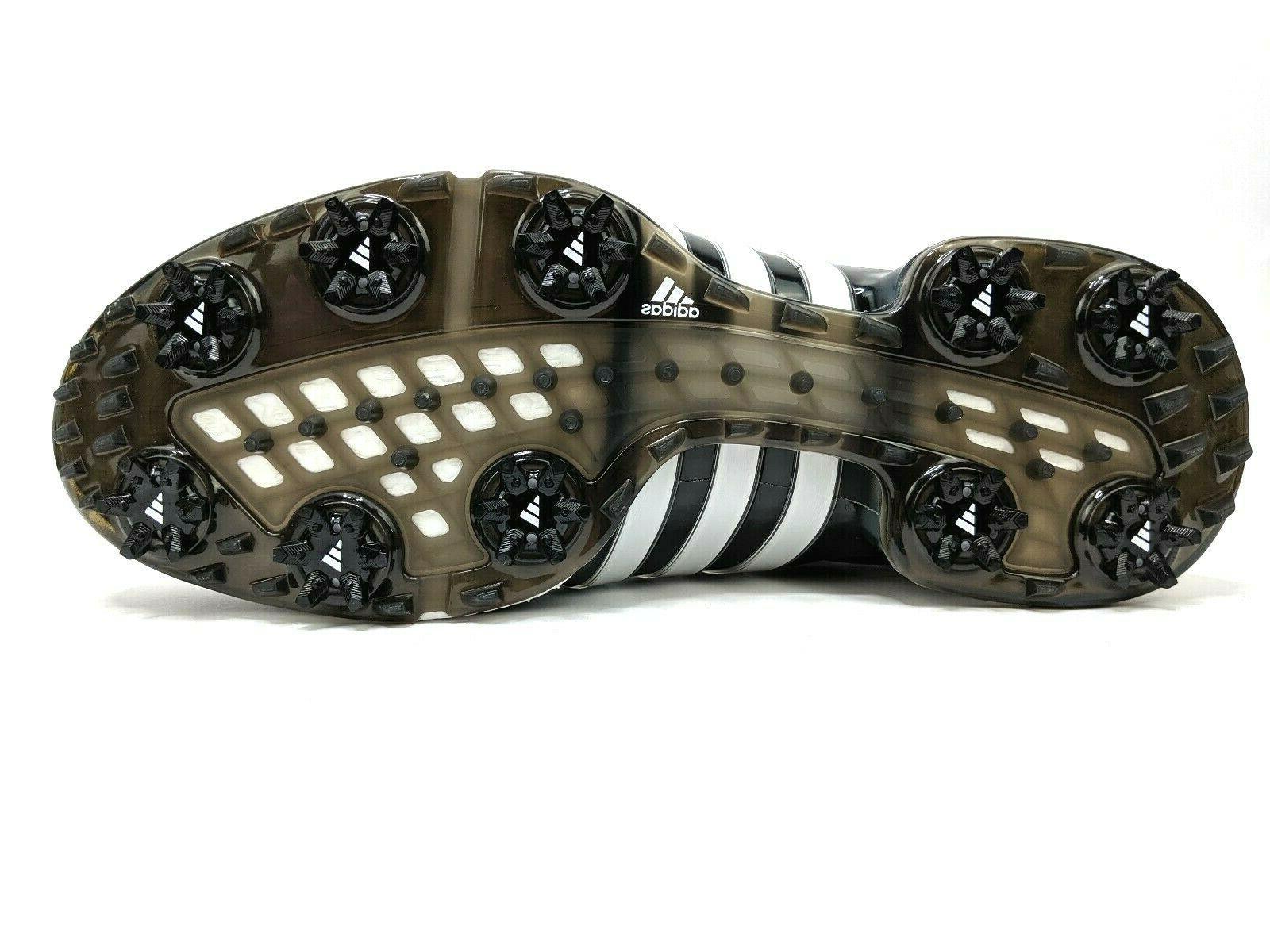 Adidas 360 Mens 11 Black Boost 10.5
