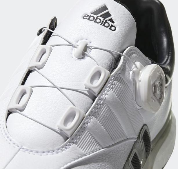 Adidas BOA F33619 White Silver Size WIDE
