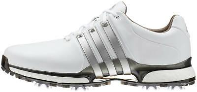 tour 360 xt golf shoes white silver