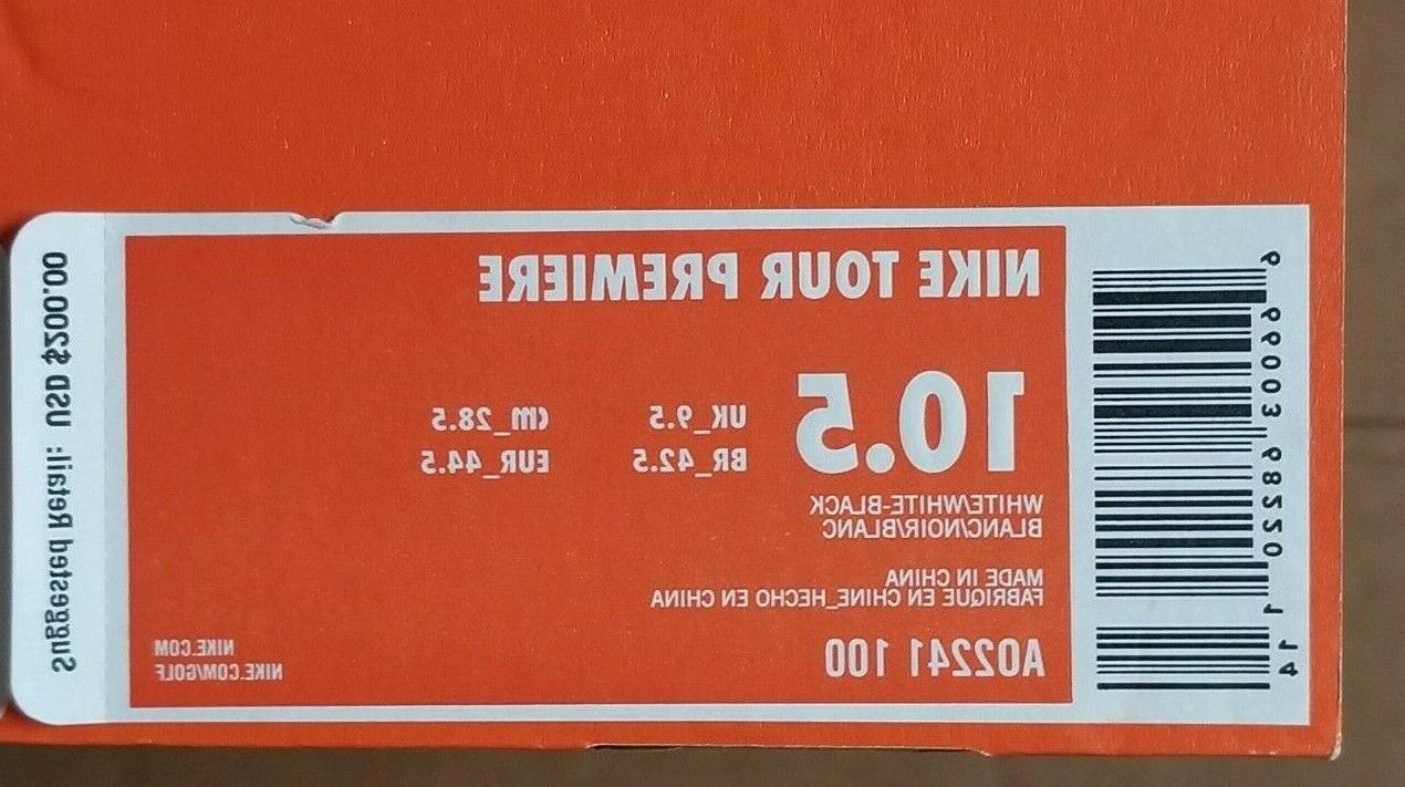 Nike 9-13 Shoes Waterproof Koepka AO2241-100