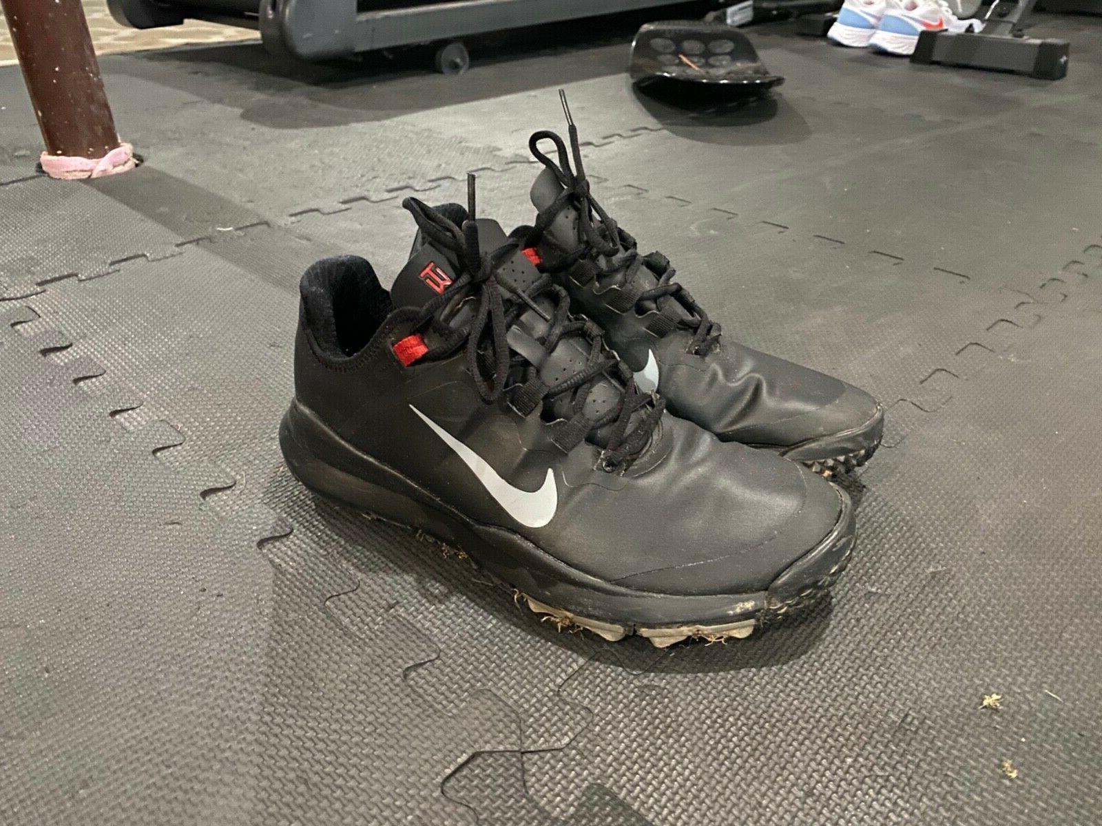 Nike, Golf Black, 10.5