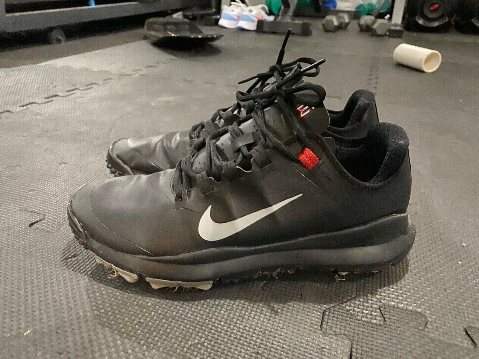tw13 golf shoes black size 10 5