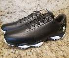 UA Under Armour Drive One Black Waterproof Golf Shoes MEN'S