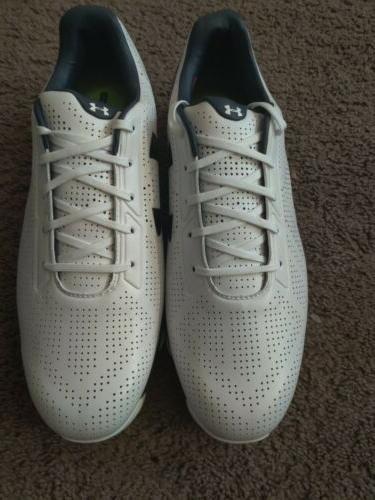 Under Armour UA Drive One Jordan Spieth Golf Shoes - Black W