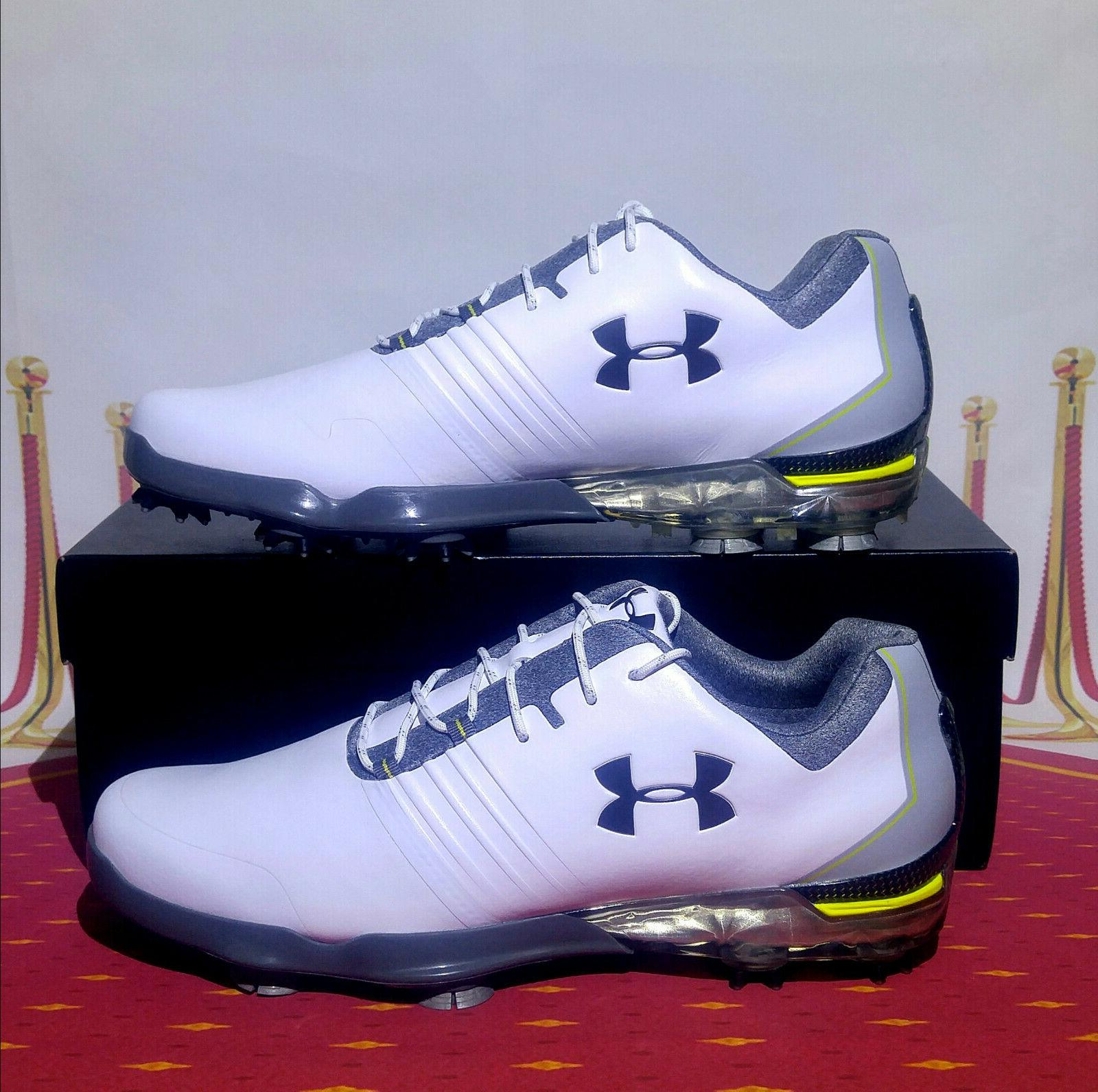 Under Armour UA Match Play Men's Golf shoes Size 9.5-13 NEW
