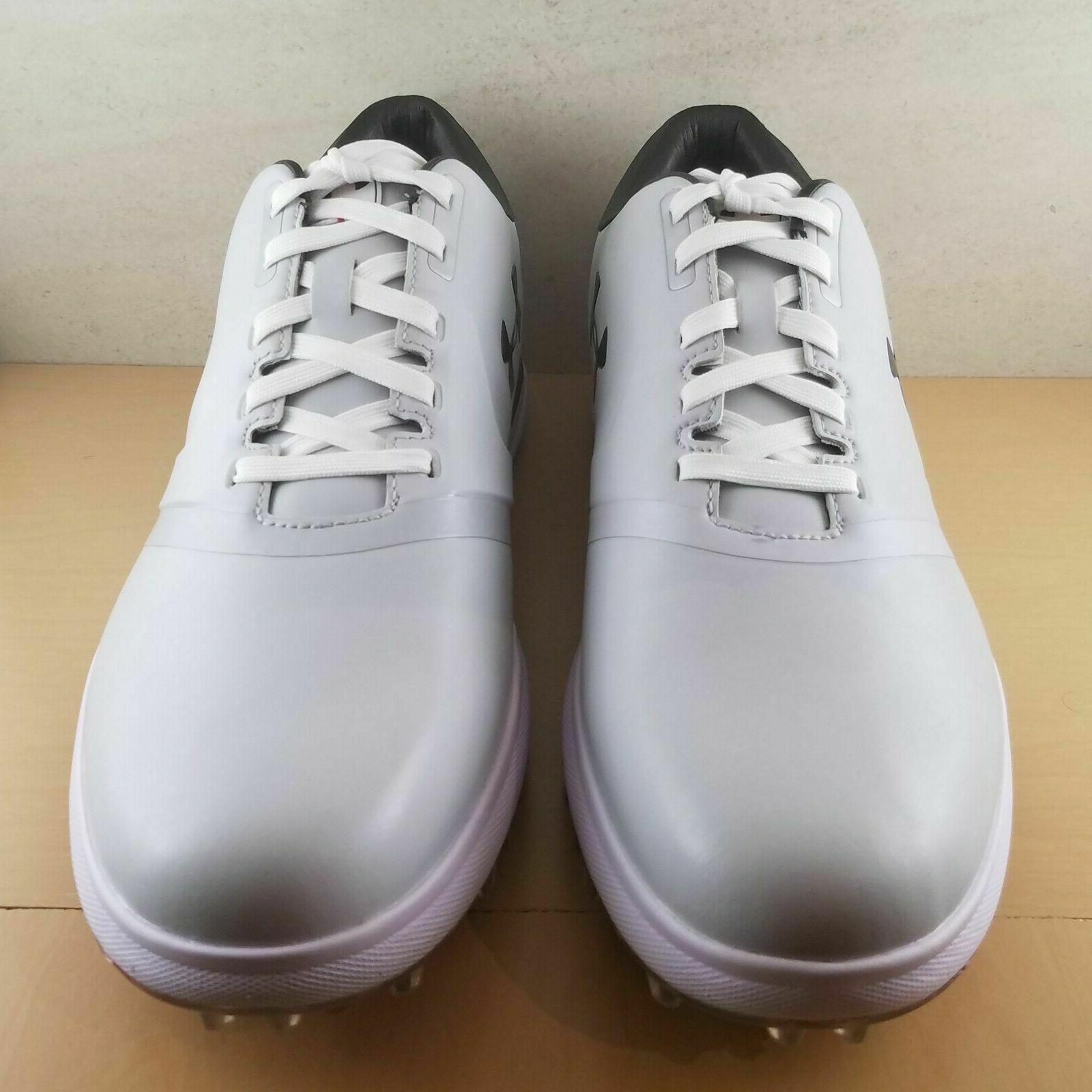Under Armour SL Mens Golf Grey/White/Black