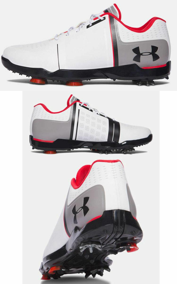 UNDER ARMOUR UA ONE JR. GOLF SIZE 6Y RED 1301154-108
