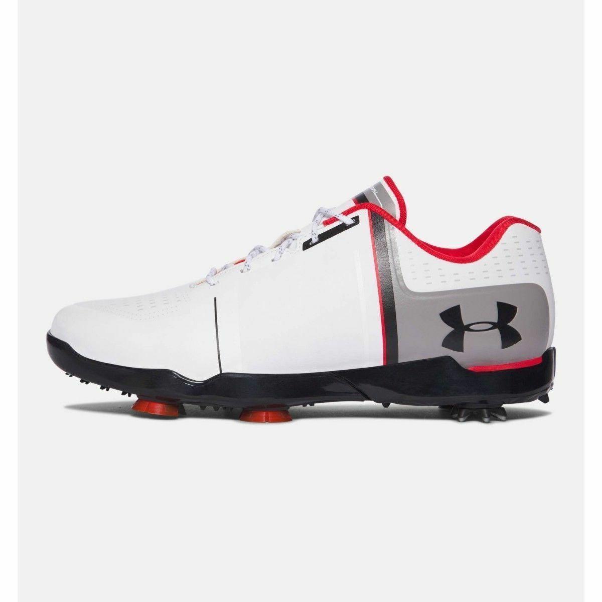 ua spieth one jr golf shoes size