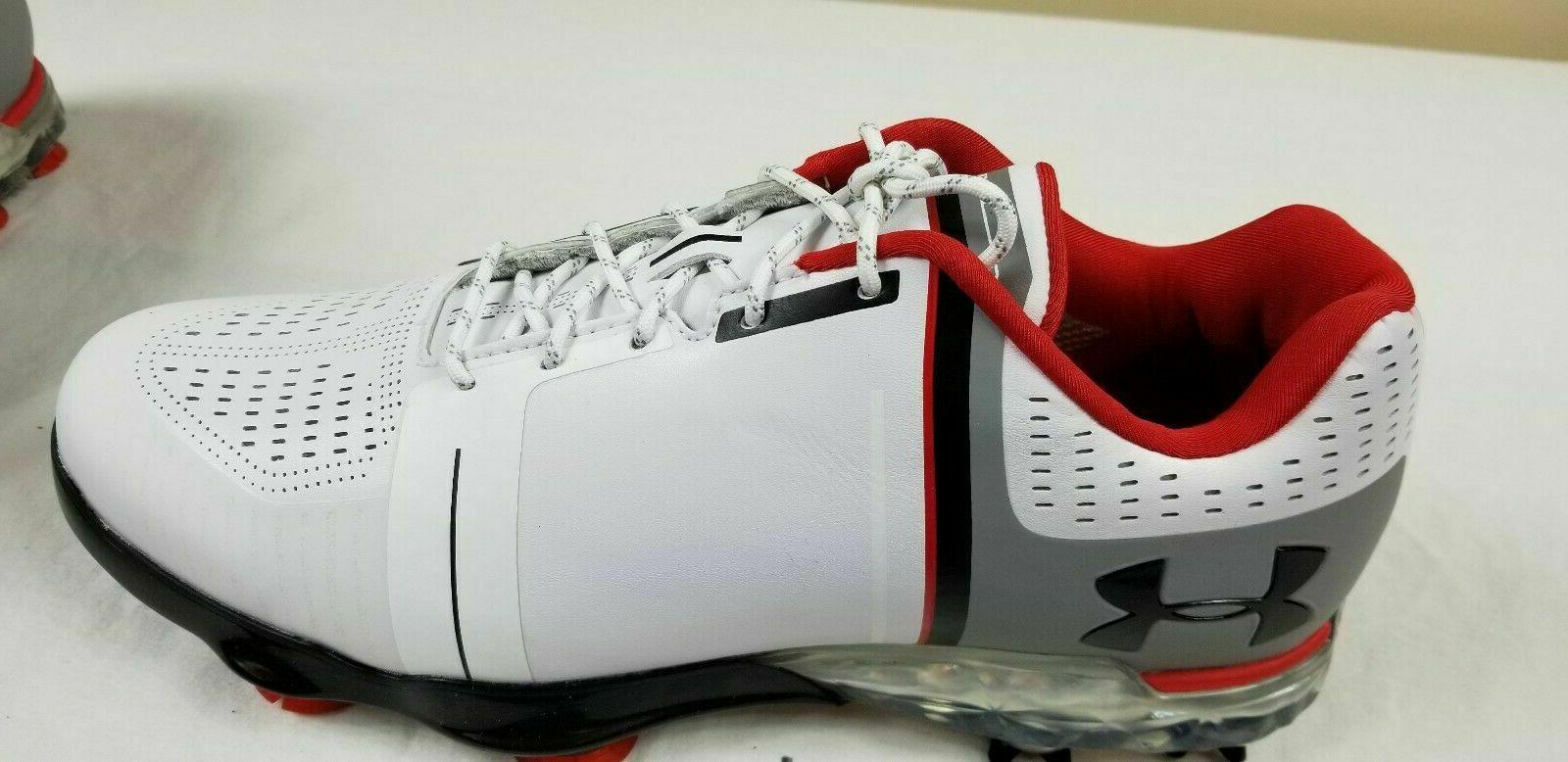 UA Armour White Men's 9,10,12