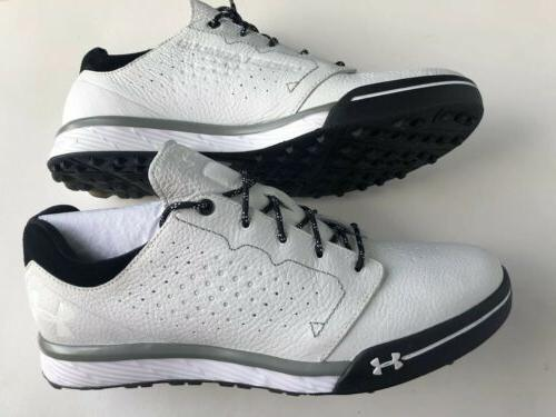 Under Armour Hybrid Leather White