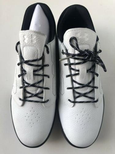 Under Hybrid Leather Shoes Men's 9 White