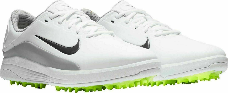 vapor mens golf shoes 8 white medium