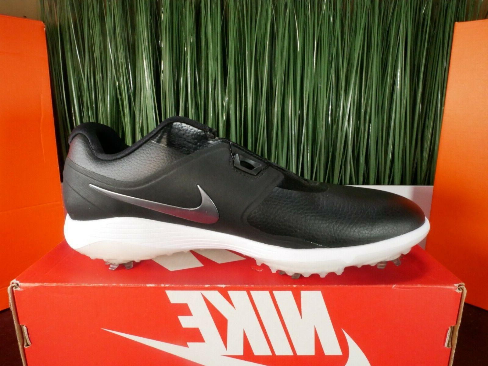 Nike Mens Golf Shoes Black/White AQ1789-001