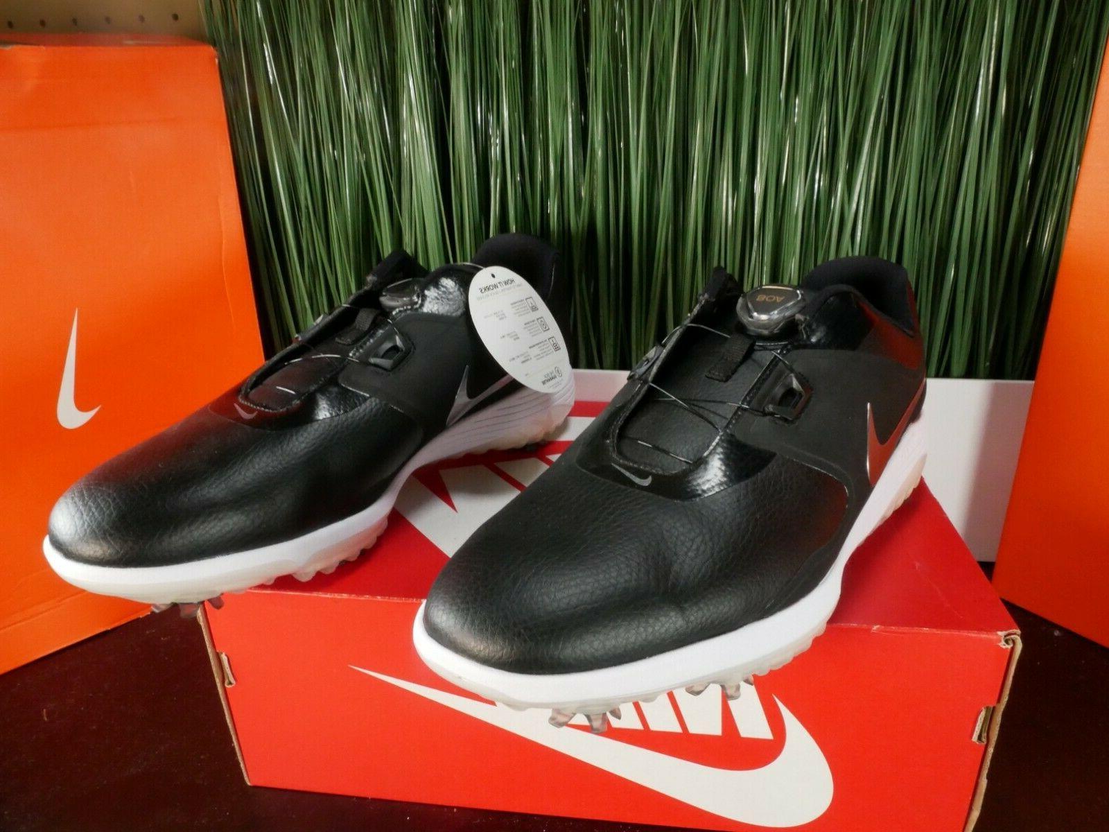 Nike Mens Shoes Black/White