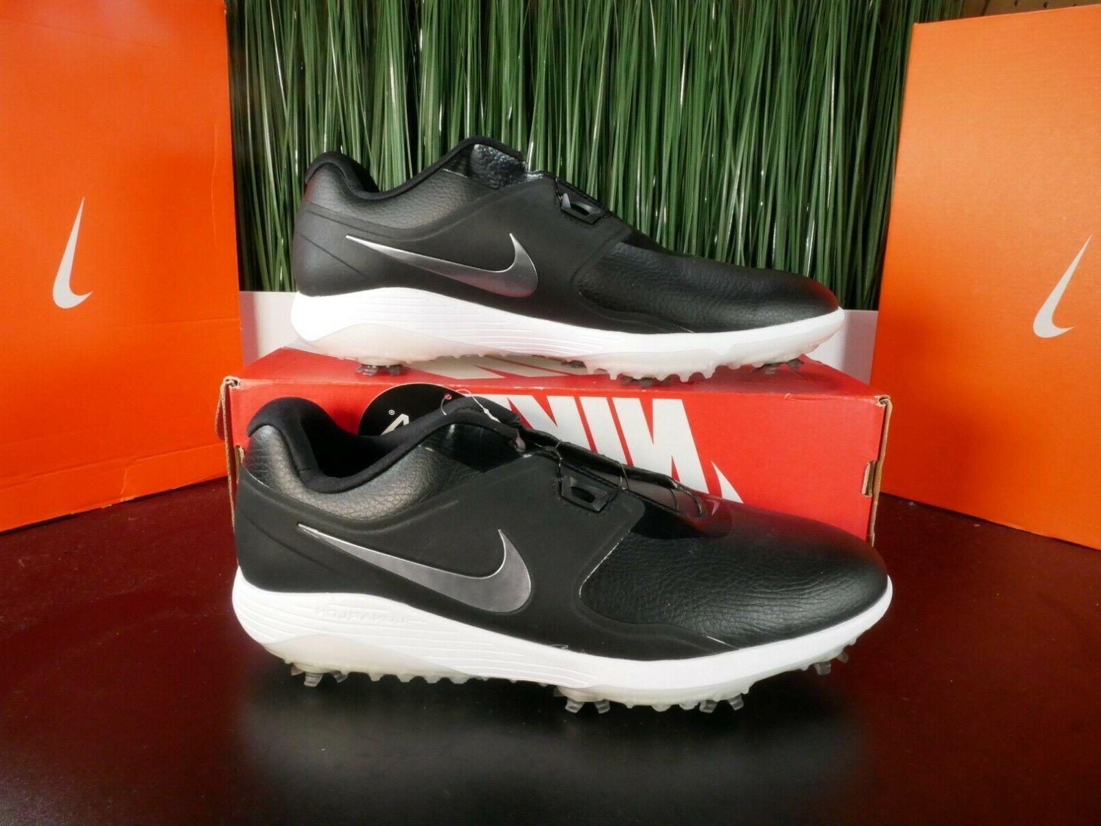 vapor pro boa mens golf shoes black