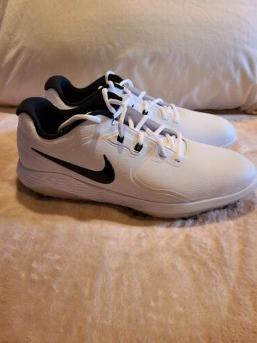 Nike Vapor Golf Black Mens Sz 11.5 New AQ2197-101