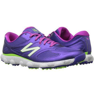 New Balance Women's Minimus Lightweight Mesh Golf Shoe, Bran