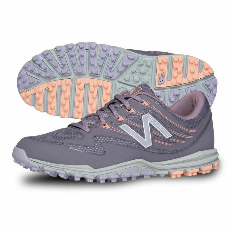 women s minimus sport spikeless purple grey