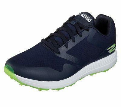 2019 Skechers Womens Go Golf Max Fade Golf Shoes - Navy/Gree