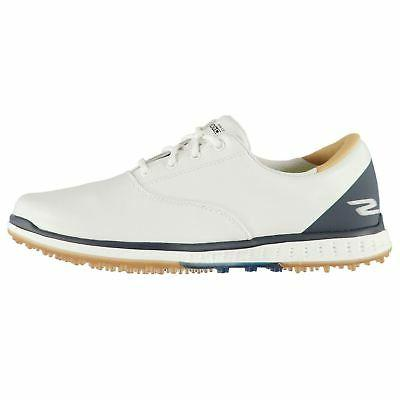 Skechers Womens GoGolf Elite Spikeless Golf Shoes Lace Up Wa