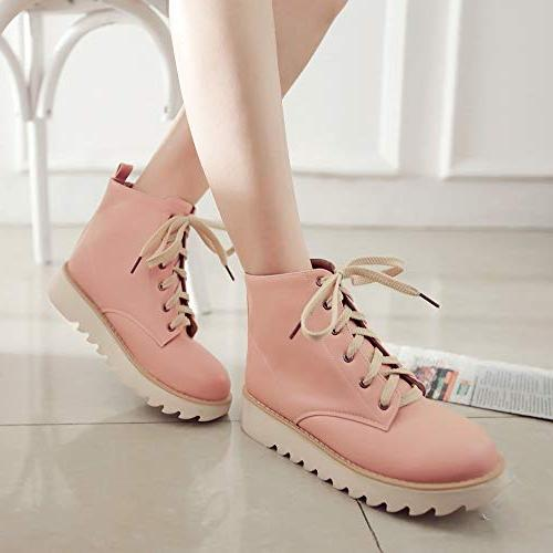 XoiuSyi Color High-Top Sports Shoes