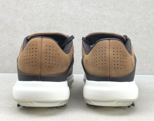 Nike Precision Golf Shoes Tan 866065-200 New