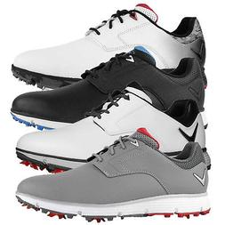 Callaway La Jolla 2018 Mens Spiked Golf Shoes - Choose Size