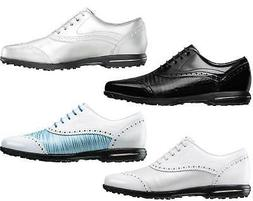 Ladies FootJoy Tailored Collection Womens Golf Shoes New - C