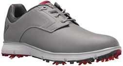 Callaway Men's LaJolla Golf Shoe Grey/red 10 M US