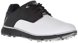 Callaway Men's LaJolla Golf Shoe Black/White 11 M US