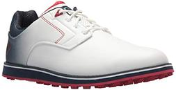 Callaway Men's LaJolla SL Golf Shoe White/Navy 10 M US