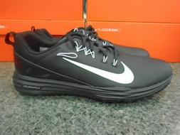 Nike Lunar Command 2 Golf Shoes Black Size 9.5