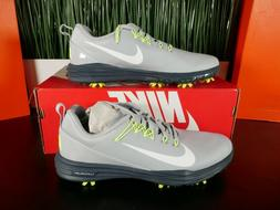 Nike Lunar Command 2 Golf Shoes Wolf Grey Volt 849968-005 Mu