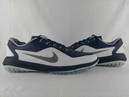 Nike Lunar Control Vapor 2 Golf Cleats Shoes Thunder Blue Na