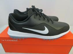Nike Lunar Control Vapor 2 Golf Shoes Black White 899633-002