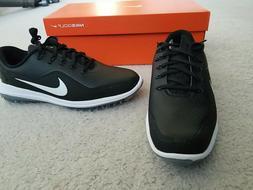 Nike Lunar Control Vapor 2 Golf Shoes Black White 899633-002