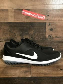 Nike Lunar Control Vapor 2 Golf Shoes Black White Volt Men's