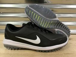 Nike Lunar Control Vapor 2 Golf Shoes Black White Cool Grey