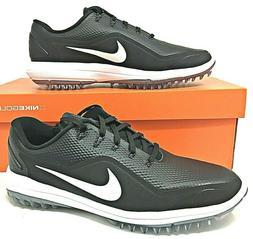 Nike Lunar Control Vapor 2 Mens Golf Shoes Black/White/Cool