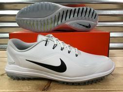 Nike Lunar Control Vapor 2 Wide Golf Shoes White Black Rory