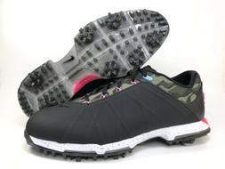 Nike Lunar Fire Golf Shoes Cleats Men's Size 11.5 W Black Ca