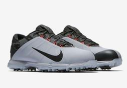 Nike Lunar Fire Golf Shoes Wolf Grey Sz 8