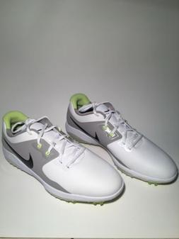 Nike Lunarlon Vapor Pro Golf Shoes White Volt Grey AQ2197-10